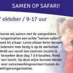 Vrijwilligers Venlo op safari!